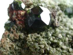 Demantoid Iran
